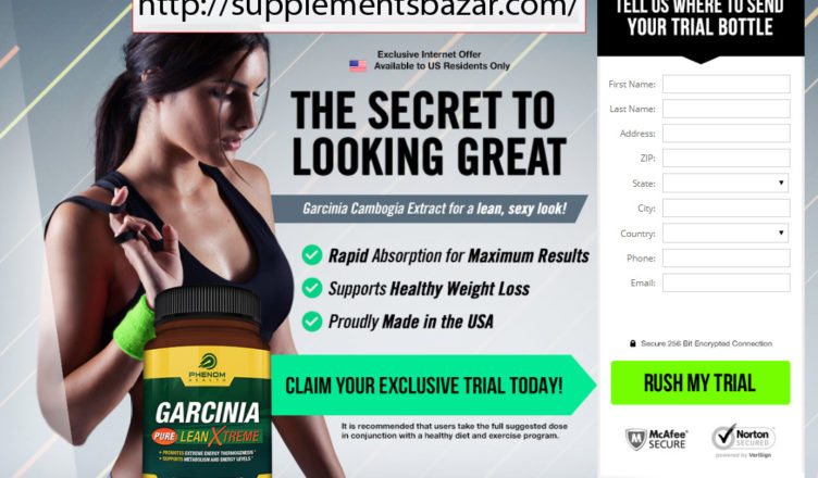 Garcinia Lean Xtreme No Side Effects Easy Weight Lose